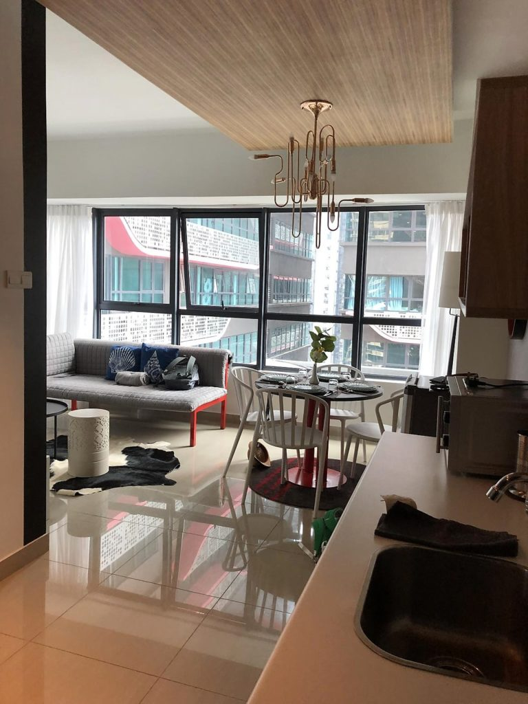 arte plus living and dining room