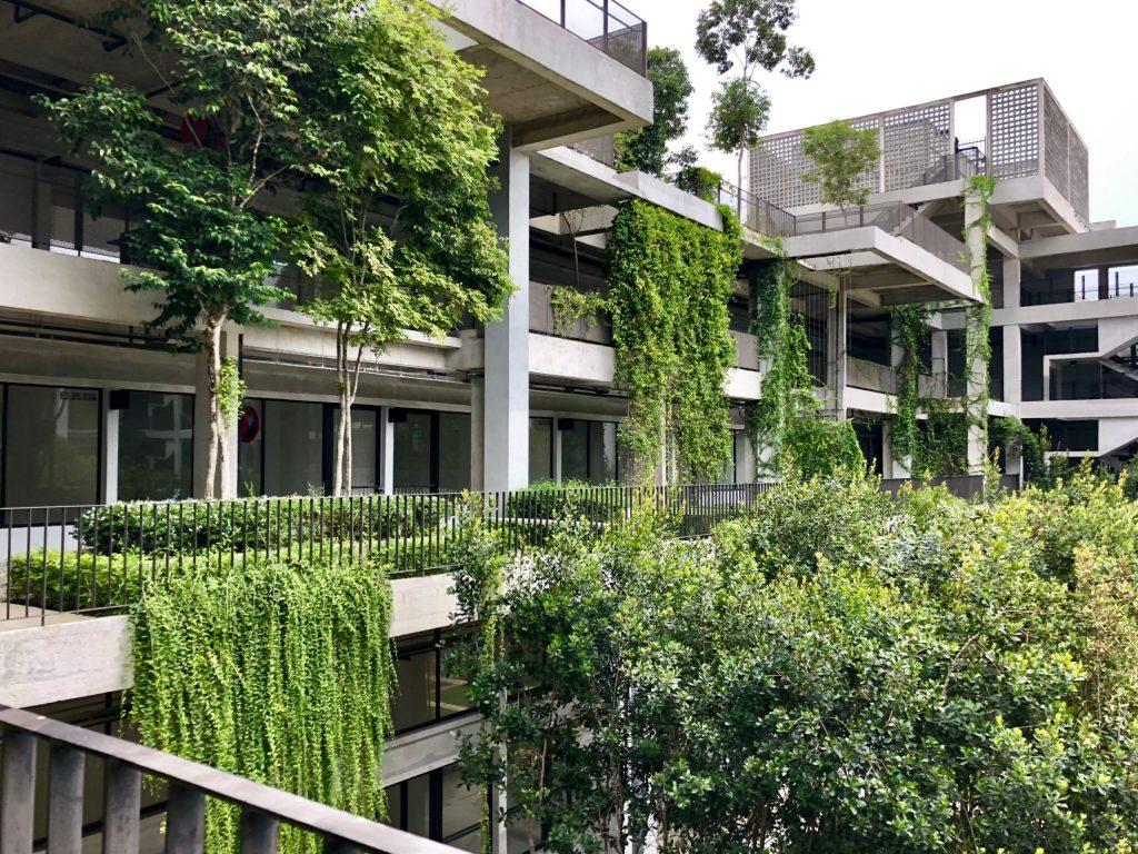 greenery cyberjaya